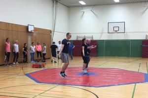 Training Zirkus 2019